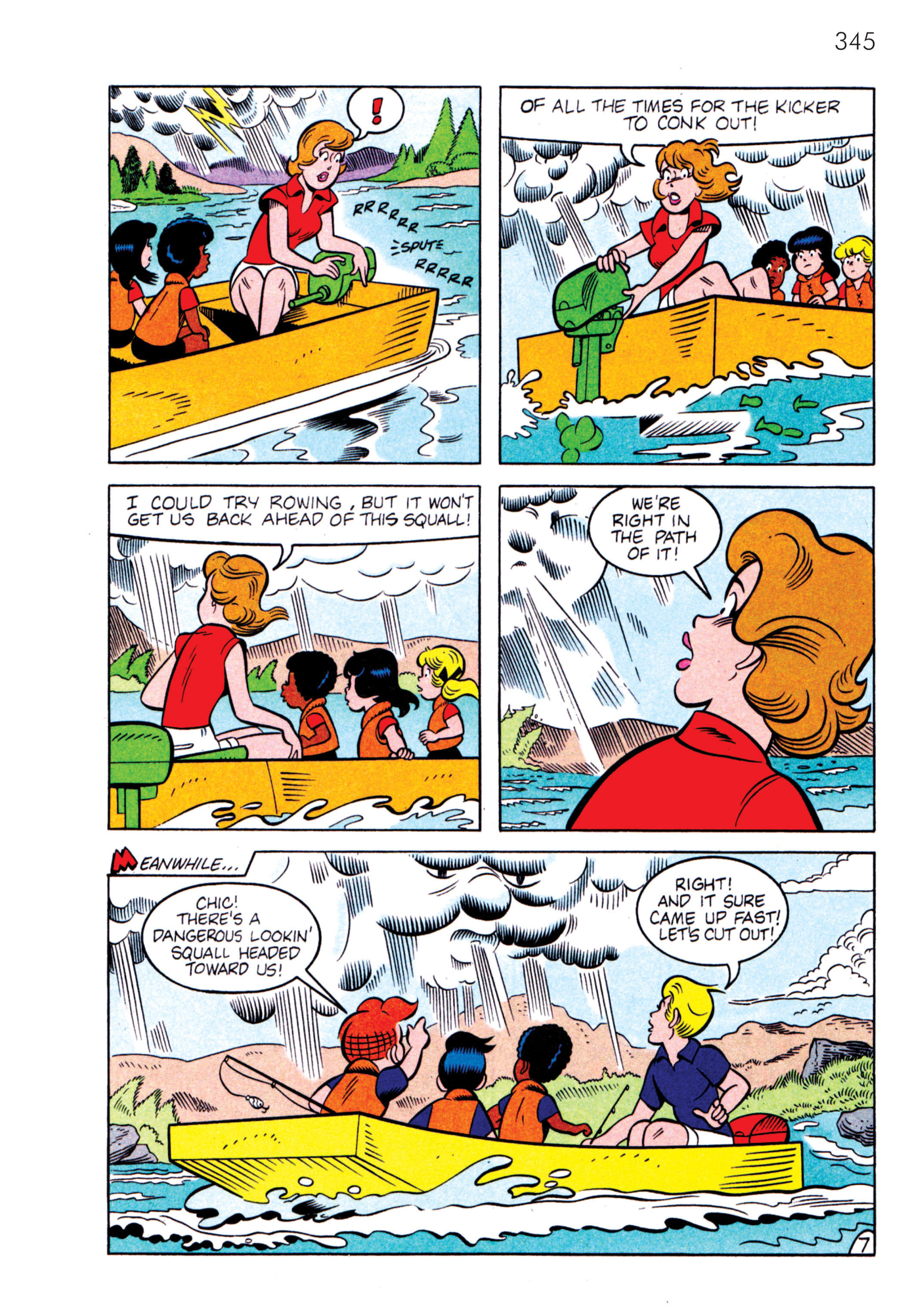 Read online The Best of Archie Comics comic -  Issue # TPB 4 (Part 2) - 135