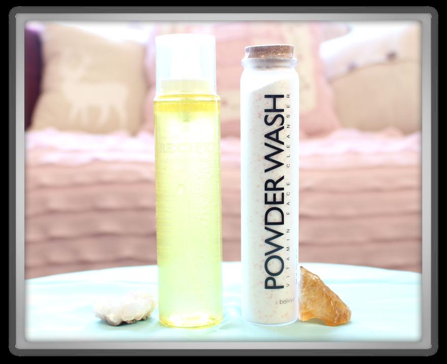 겟잇뷰티박스 by 미미박스 memebox beautybox Luckybox #9 unboxing review box Recipe by nature spray essence water i belivyu powder wash vitamin face cleanser