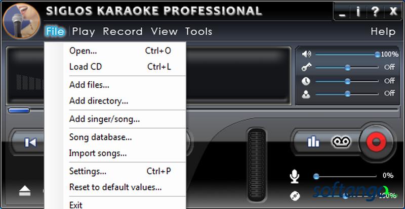 Siglos Karaoke Professional 2.0.57 Full