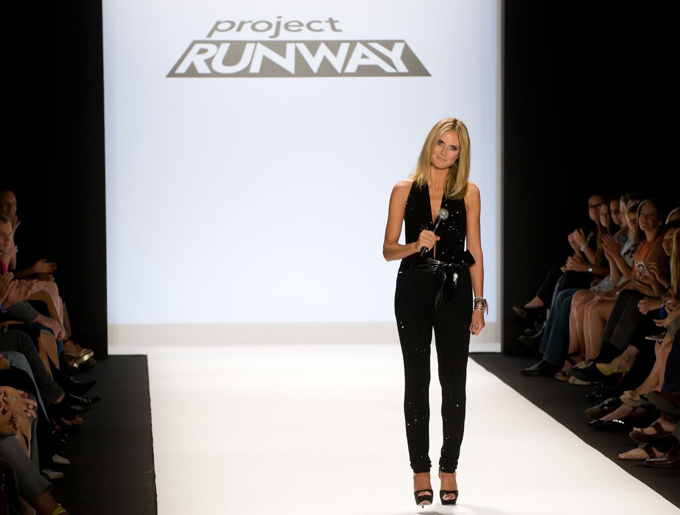Heidi Klum Project Runway
