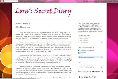Lora's Secret Diary