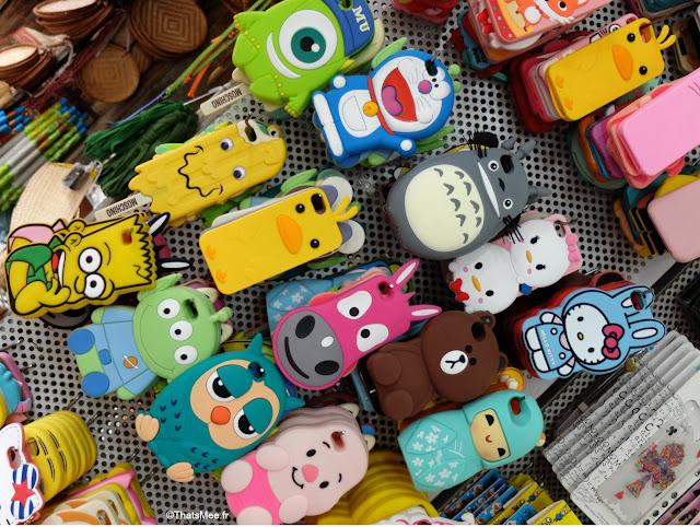 coques iphone smartphone rigilotes marrantes simpson pikachu hello kitty Hanoi