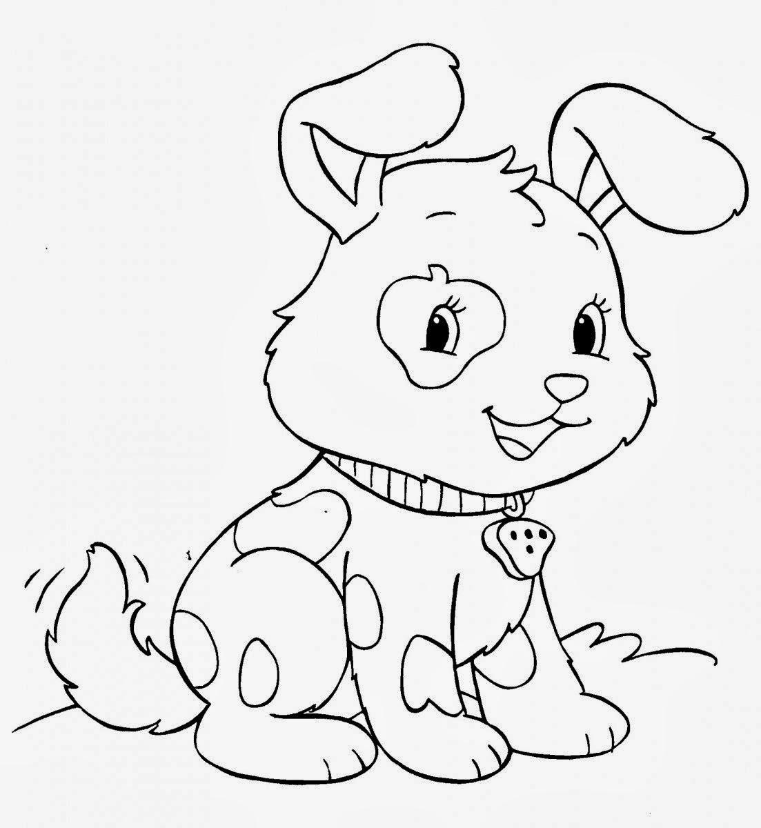desenho de cachorrinho para colorir desenhos para colorir