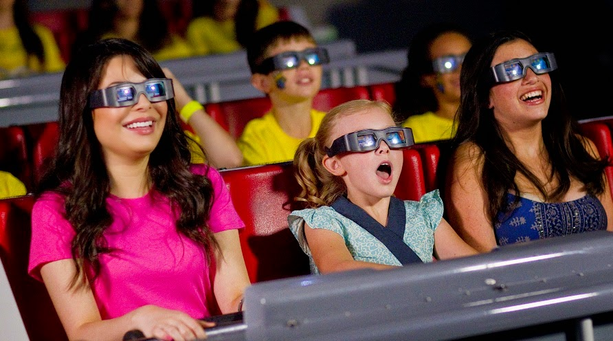 Brinquedo dos Minions no Universal Studios em Orlando