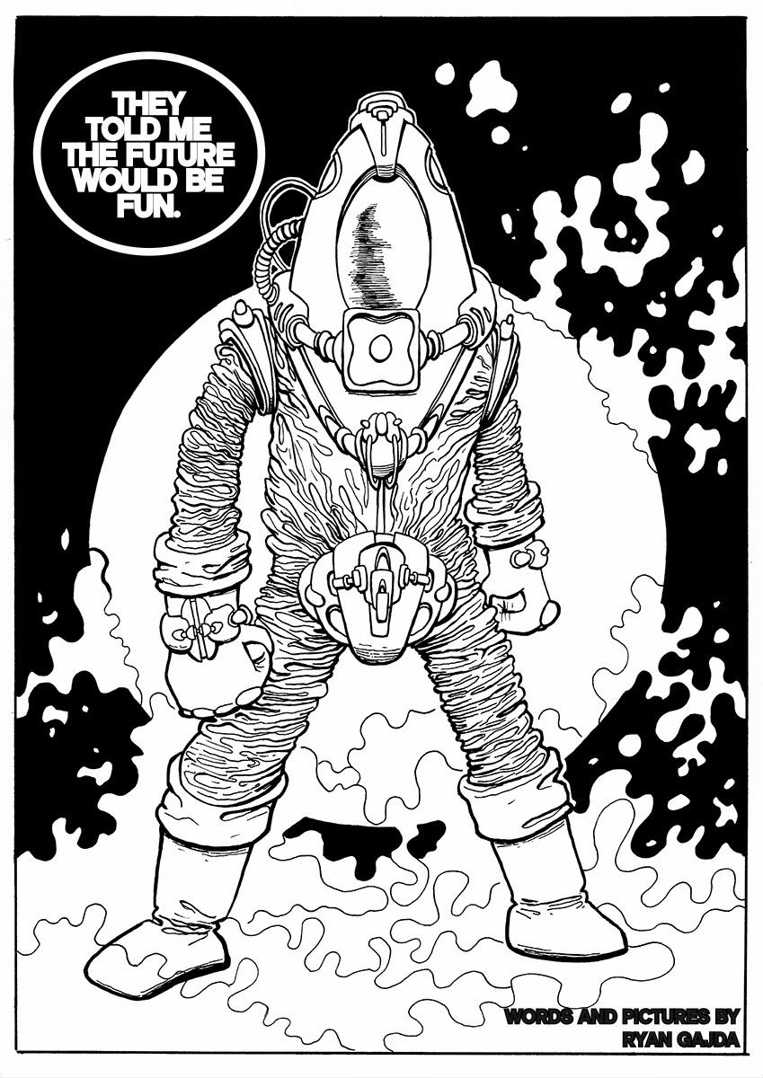 sci-fi comic 1