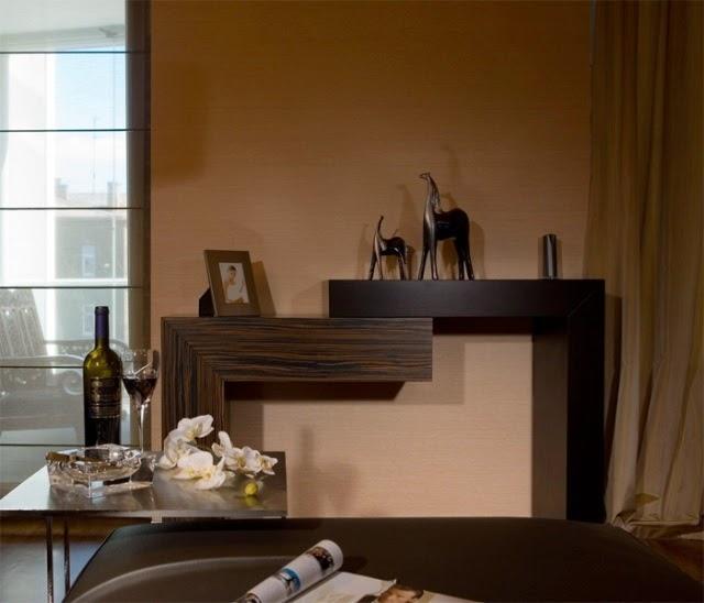 contemporary interior design paint colors