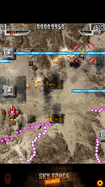 Sky Force Reloaded Free For Pc