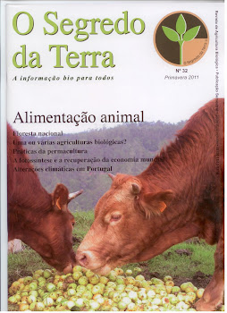 Revista Segredo da Terra, n 32: Alimentao animal
