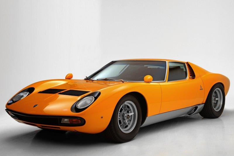 World Of Classic Cars Lamborghini P400 Miura World Of Classic Cars Rank 4