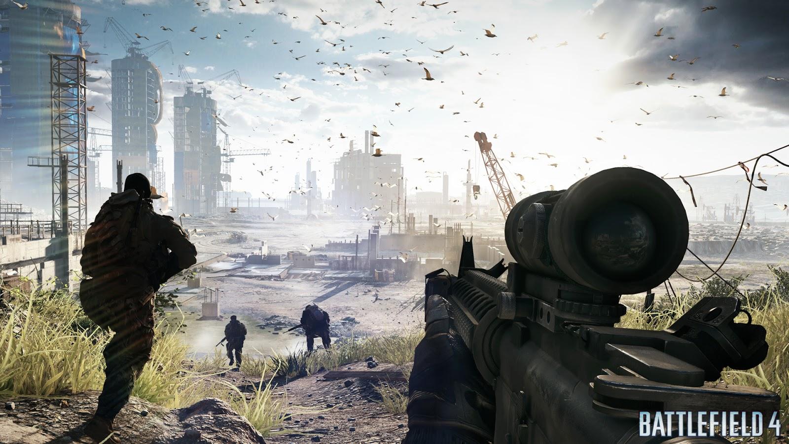 Battlefield 4 (BF4)