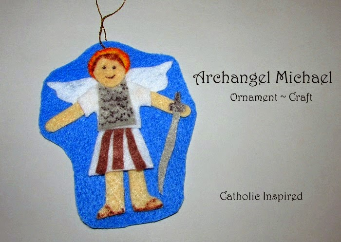 The archangels michael gabriel raphael craft for Michaels crafts hours of operation