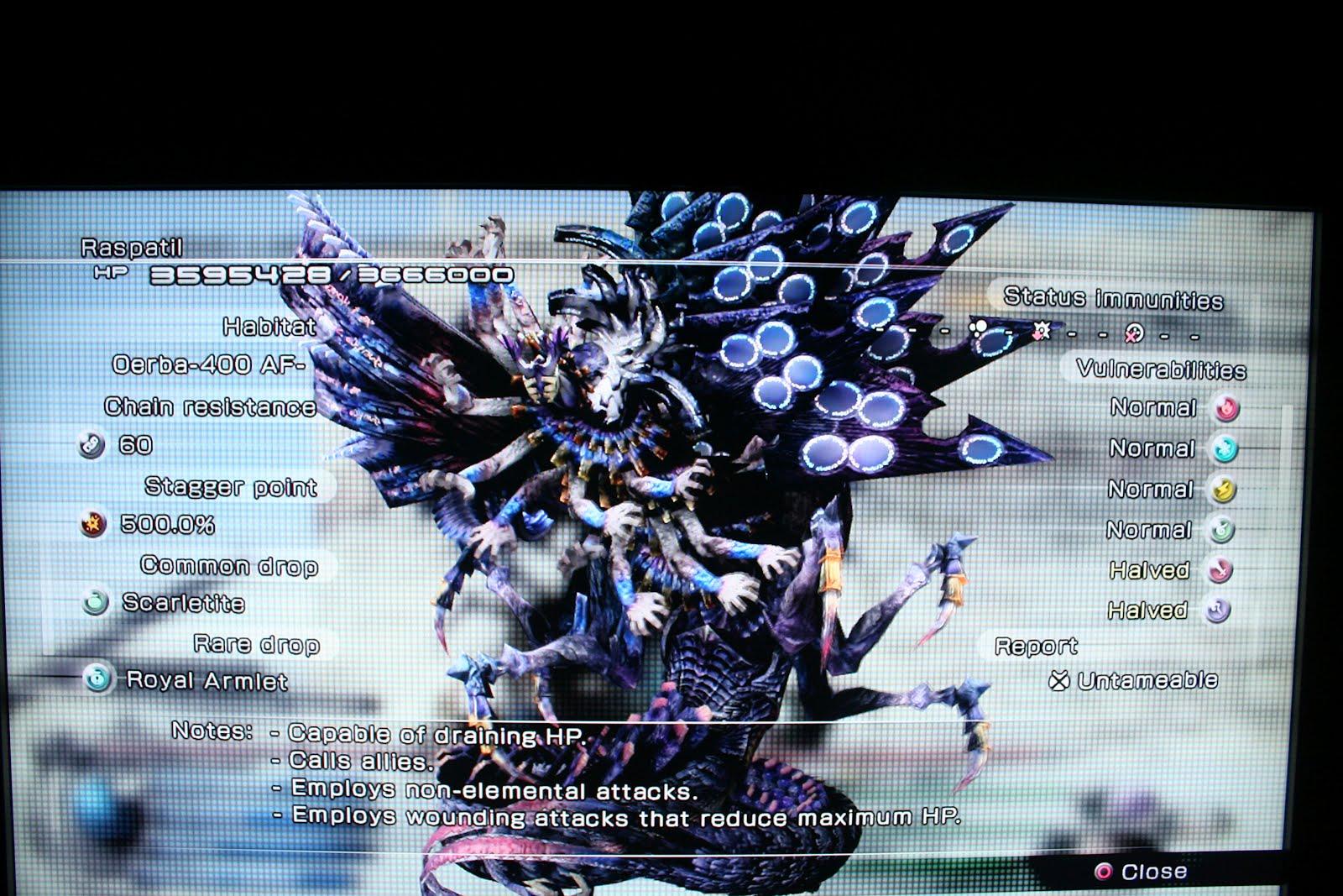Final Fantasy Xiii 2 Oerba 400 Af