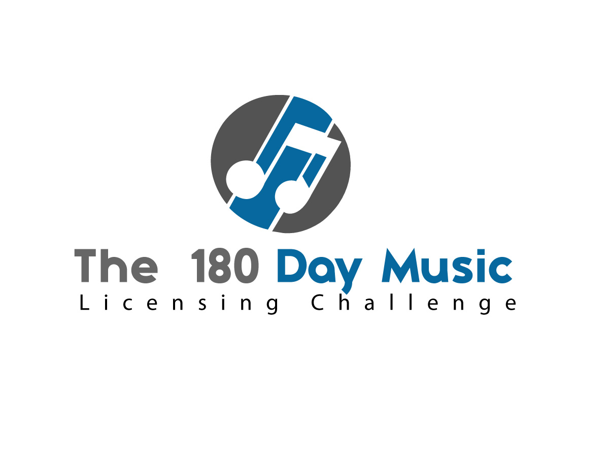 180 day music licensing challenge