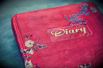 Buku Harian (Diary) - Sudahkah Anda Menulis Diary ?