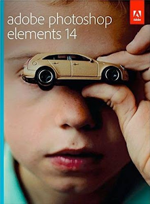 Adobe Photoshop Elements 14 Cover