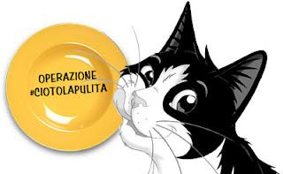 Operazione #ciotolapulita
