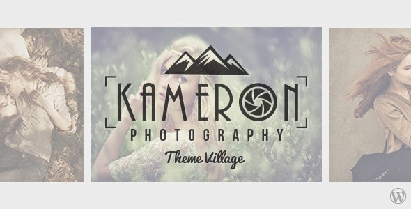 Kameron - Themeforest Photography Portfolio Theme