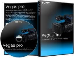 اخطبوط التصاميم الخيالية برنامج سوني فيغاس برو 10 SONY Vegas