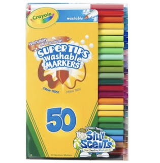 washable markers sewing tool
