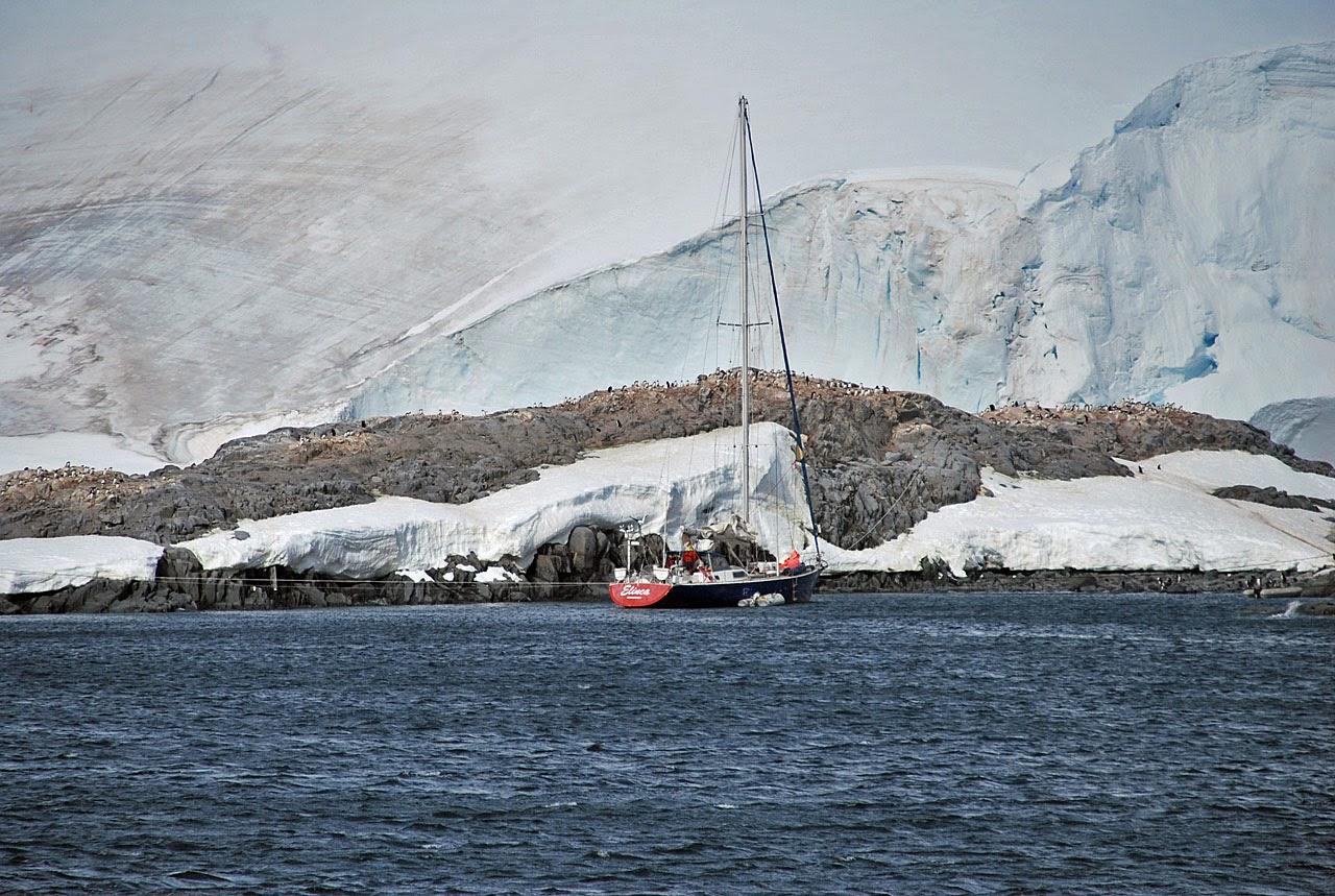 Around the world with uncle moose antarctica neko harbor for Port lockroy