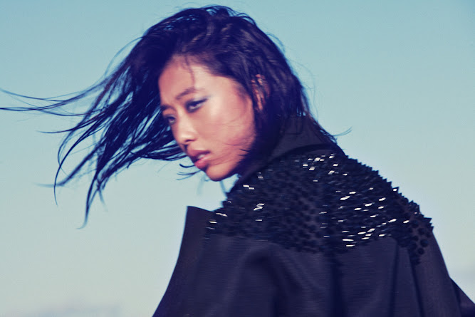 Cameo The Label In The Deep Campaign Margaret Zhang
