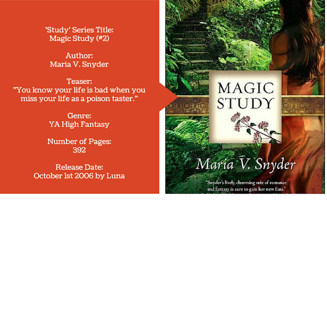 https://www.goodreads.com/book/show/46202.Magic_Study