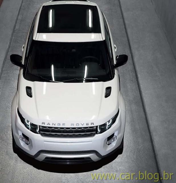 Range Rover Evoque chega à Argentina com preço equivalente ...