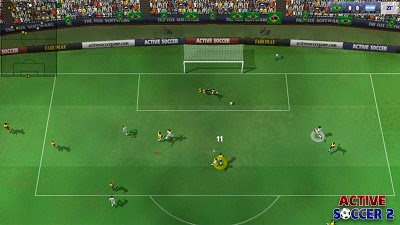 ACTIVE SOCCER 2 GAME ANDROIDTV GAMEPAD ANDROID WAMO PRO
