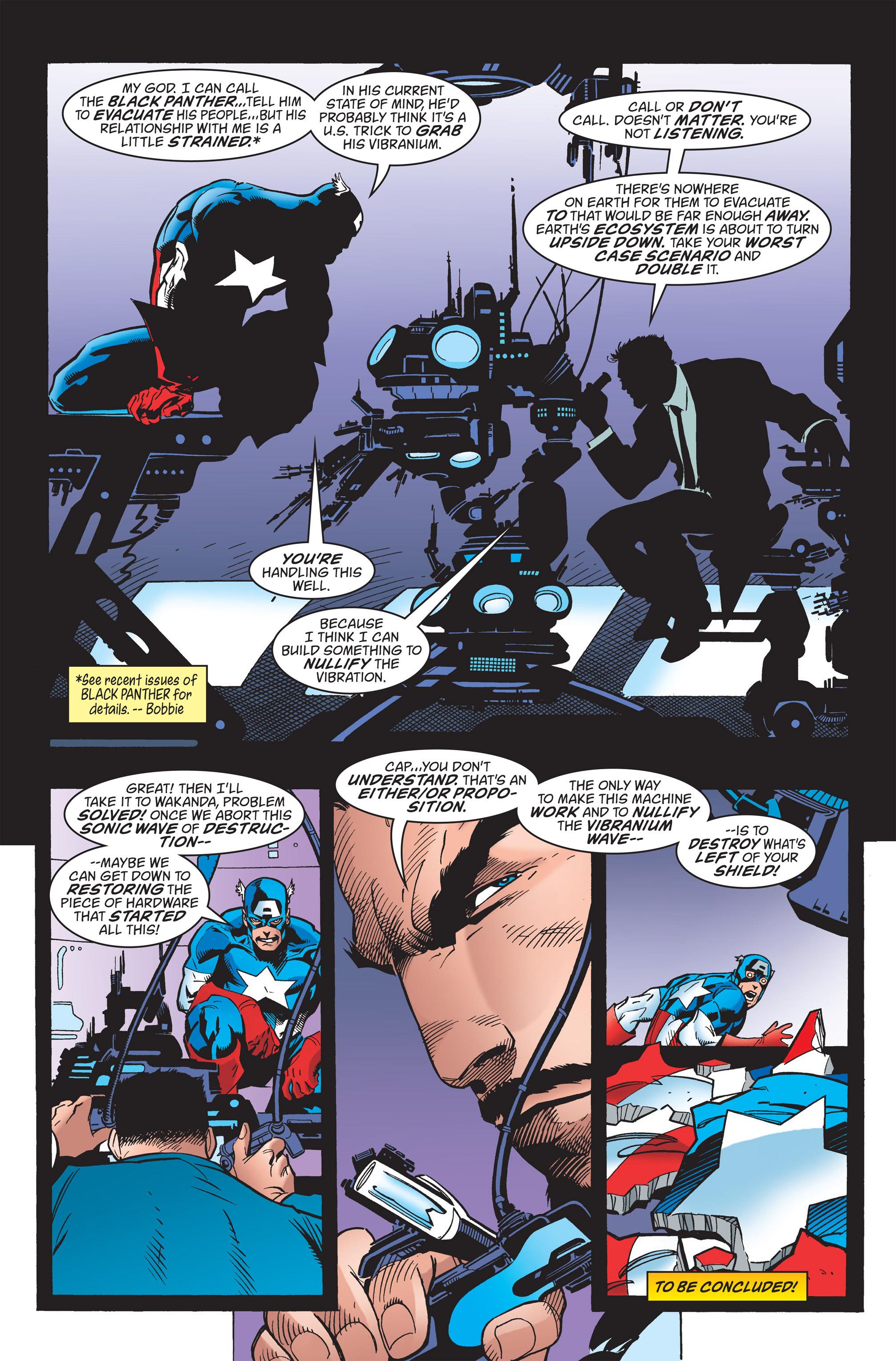 Captain America (1998) Issue #21 #27 - English 17
