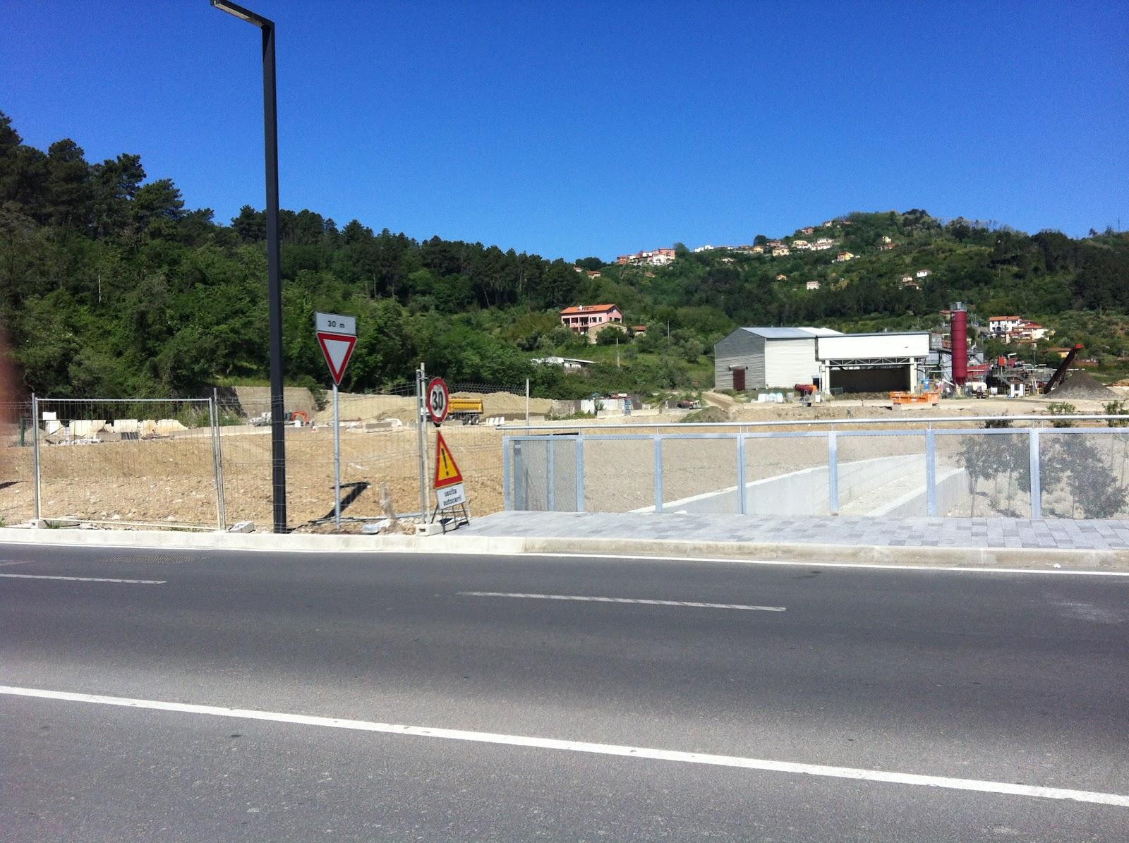 Le Terrazze - Ex area IP: fotoracconto del via-vai di camion e ...