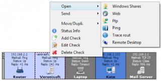 Veronisoft IP Net Checker 1.5.0.5