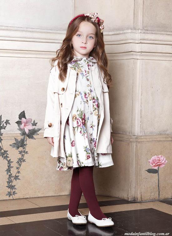 moda infantil otoño invierno 2014