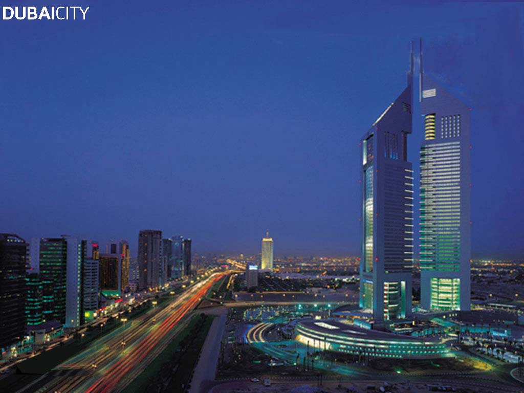 dubai city luxury places