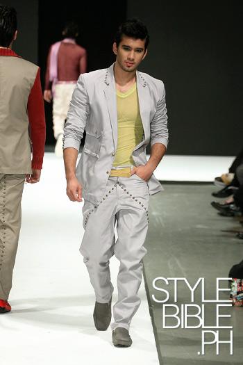 Catch G Philippine Fashion Week Men 39 S Spring Summer 2012