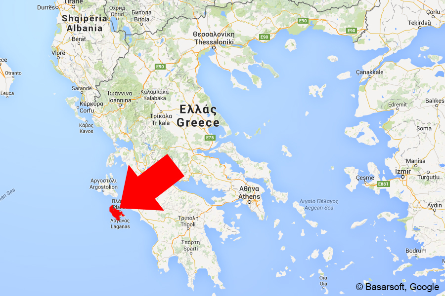 Rescued! Greece founds Bad Greece, are outsourced in the all debts