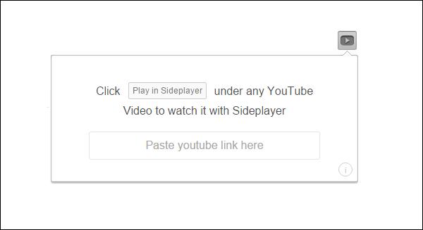 مشاهدة فيديوهات اليوتيوب في نافذة منبثقة اثناء تصفح الانترنت