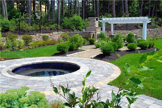 Exclusive Backyard Landscapes Ideas