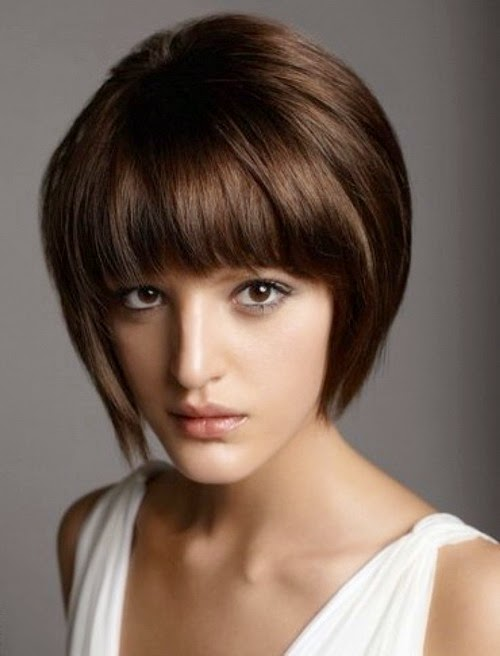 2014 short hairstyles for thin hair women