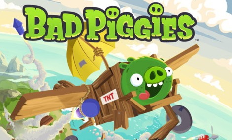 Bad Piggies walkthrough.