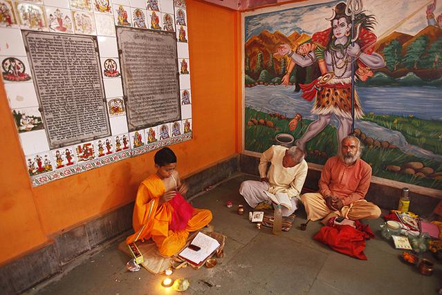 Navratri Festival How to do Worship Ritual for Goddess Durga