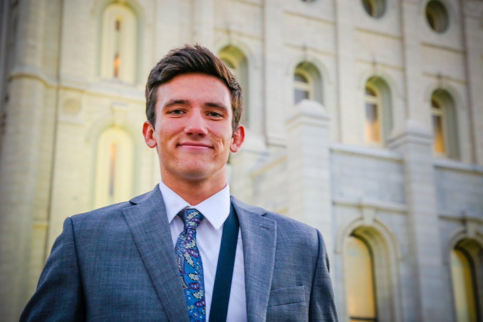 Elder Dylan VanBuskirk