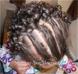 Hairstyles For Short Hair Baby Girl : ... Hairdo Ideas: Baby Hairstyle Ideas ~ How to Style Toddler Curly Hair