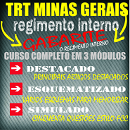 Regimento Interno - TRT 3