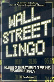 wall street slang also called Wall street Lingo is a must if you want to pass the CFA Chartered financial analyst examination