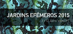 JARDINS EFÉMEROS 2015
