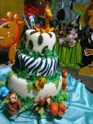 Luza Salles Bolos,doces,tortas e decorações.