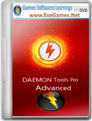 DAEMON Tools Pro Advanced 4