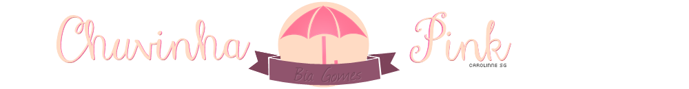 Chuvinha Pink | Bia Gomes