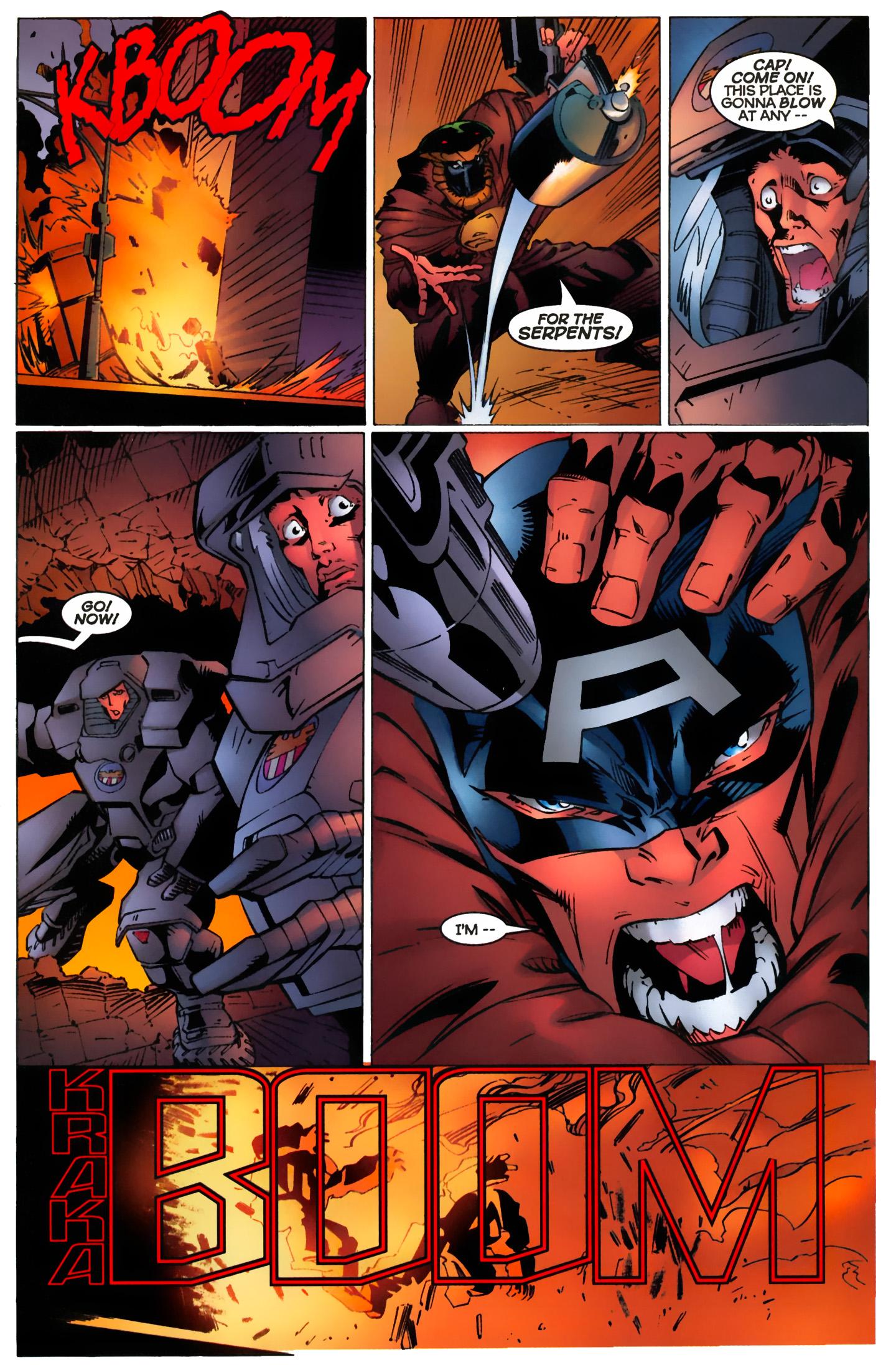 Captain America (1996) Issue #10 #10 - English 16