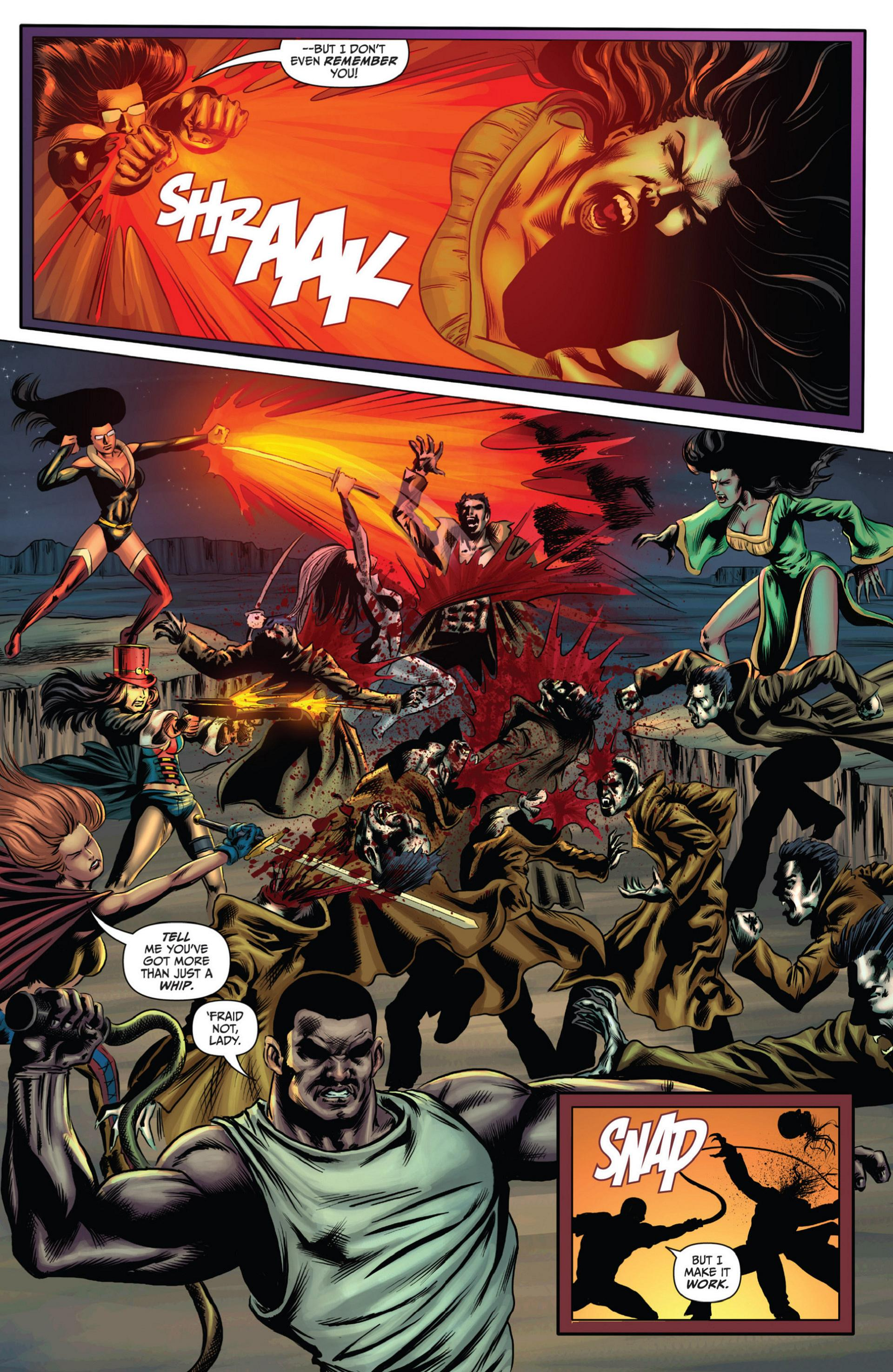 Grimm Fairy Tales (2005) Issue #85 #88 - English 29